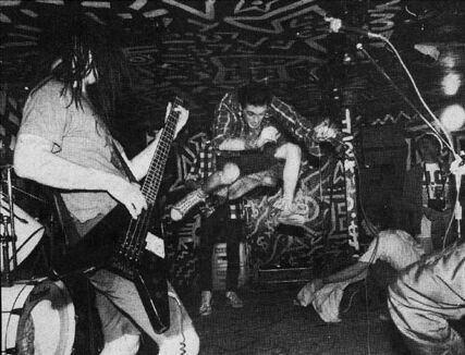 Heresy (band) HERESY LYRICS