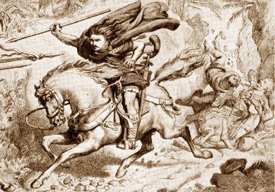 Hereward the Wake Black Gate The SwordandSorcery of History PART I The