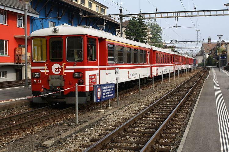 Hergiswil railway station