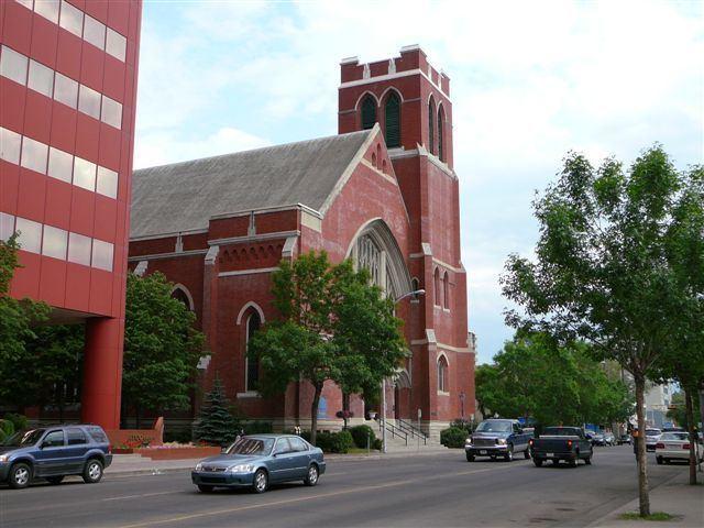 Heritage buildings in Edmonton
