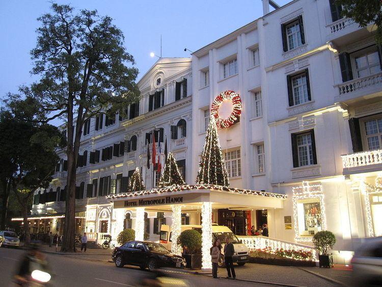 Heritage hotels in Vietnam