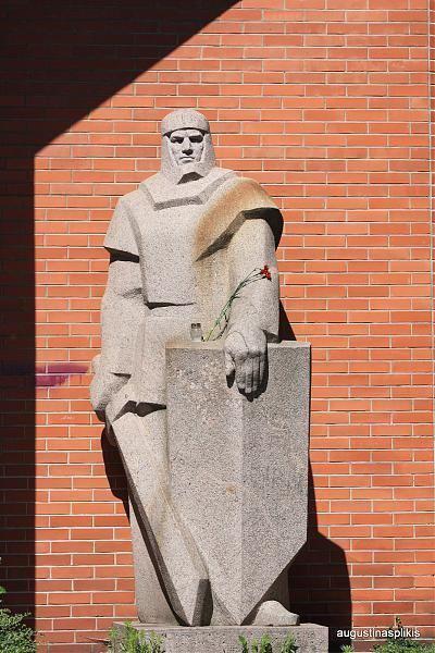 Herkus Monte Monument to Herkus Monte Klaipda
