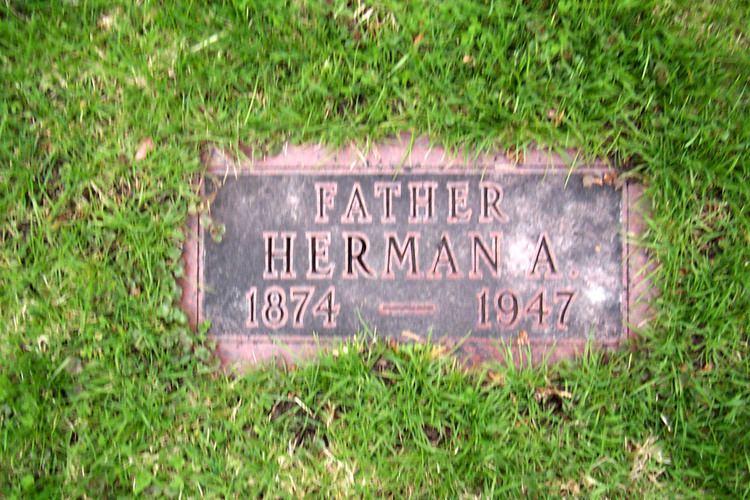 Herman A. Porath Herman A Porath 1874 1947 Find A Grave Memorial