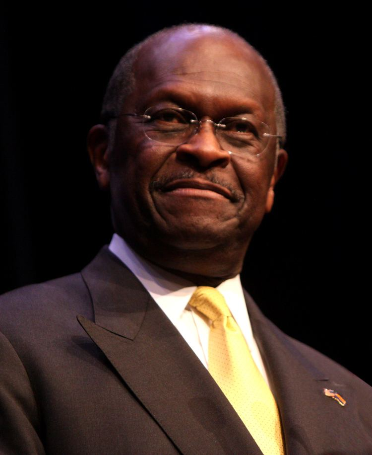 Herman Cain Herman Cain Wikipedia the free encyclopedia