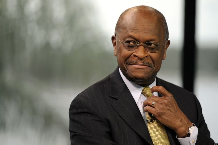 Herman Cain Herman Cain 39I Does Not Care39 About Arrested Development