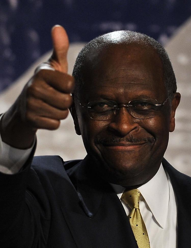 Herman Cain Ben Carson Quit Calling Me Herman Cain National Report