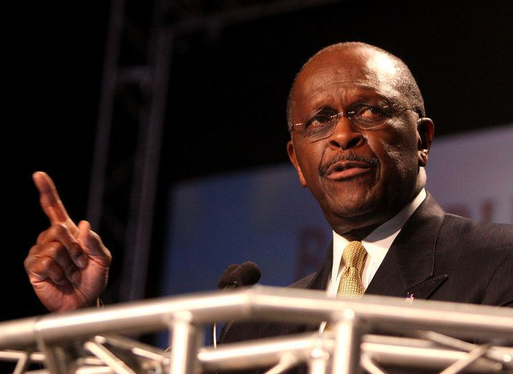 Herman Cain presidential campaign, 2012