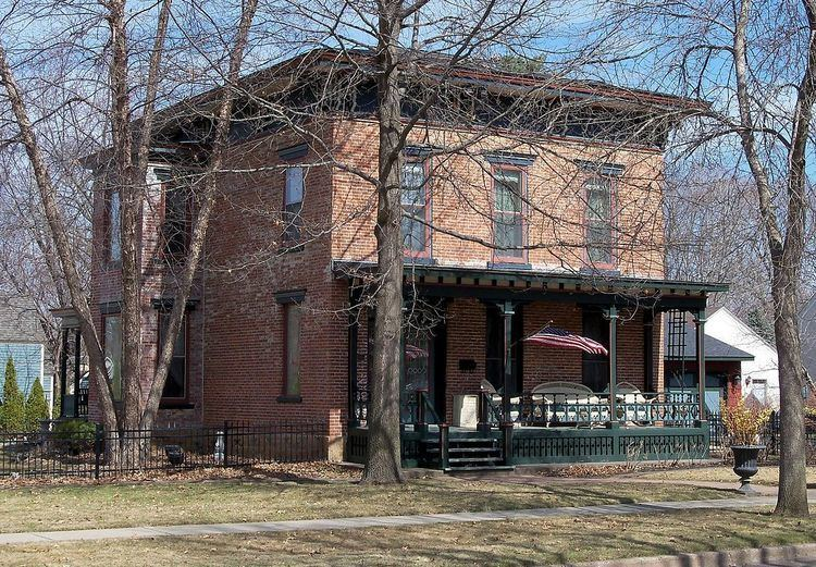 Herman L. Humphrey House