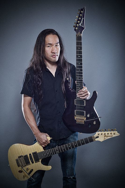 Herman Li Herman Li DragonForce Ibanez guitars