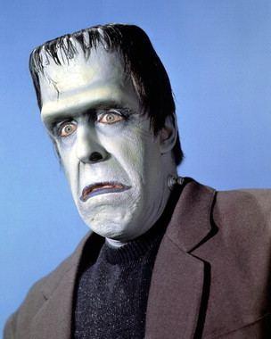 Herman Munster Herman Munster in unLiving Color Ahuh huh huh huh in TV Terrors