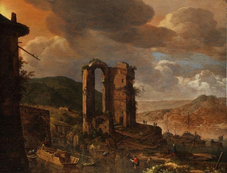 Herman Saftleven FileHerman saftleven landscape roman ruinjpg Wikimedia