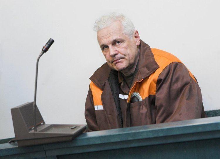 Herman Simm Riigireetur Herman Simm tahtis et kaitseministeeriumi vastu