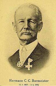 Hermann Burmeister museumunleduresearchentomologyworkersgraphic