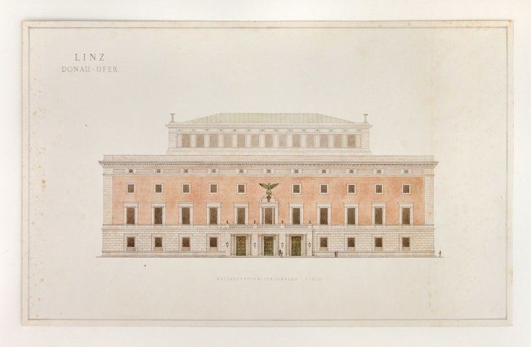 Hermann Giesler Northern Vision Master Drawings from the Tchoban foundation uncube