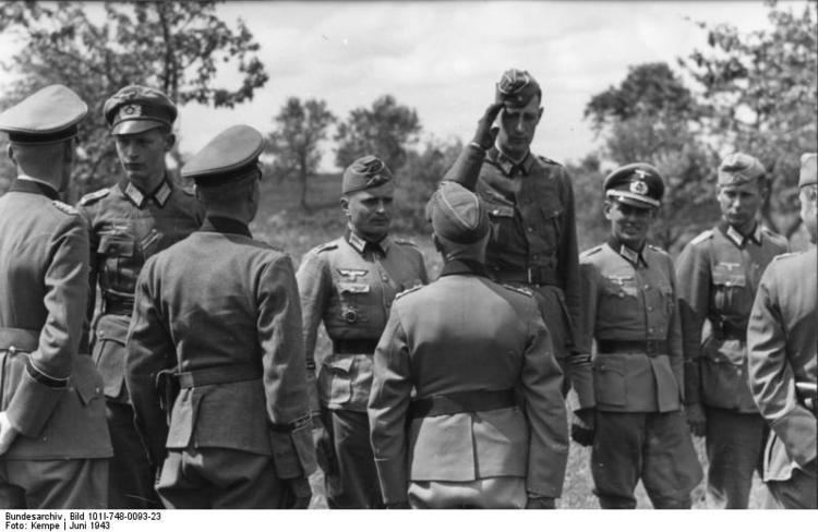Hermann Hoth Photo German Army Lieutenant General Walter Hoernlein and Colonel