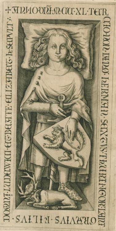 Hermann II, Landgrave of Thuringia