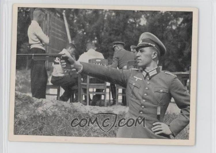 Hermann Lemp (pentathlete) 1936 Pet Cremer Olympia 1936 Tobacco Base 35 Hermann Lemp