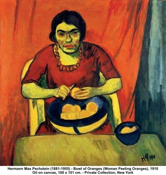 Hermann Max The 177 best images about Pechstein Hermann Max German 1881