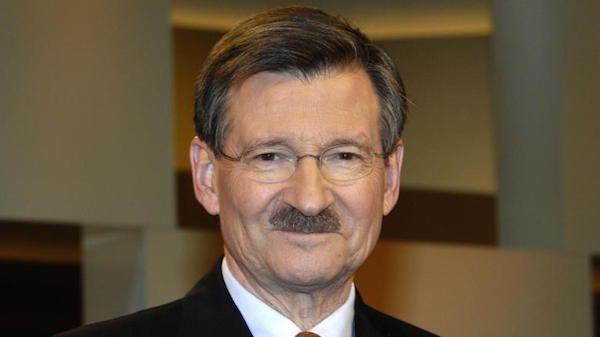 Hermann Otto Solms Liberal Politician Criticizes German Heritage Law artnet