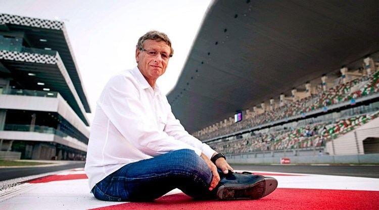Hermann Tilke CAR interviews Hermann Tilke the F1 architect 2014 by