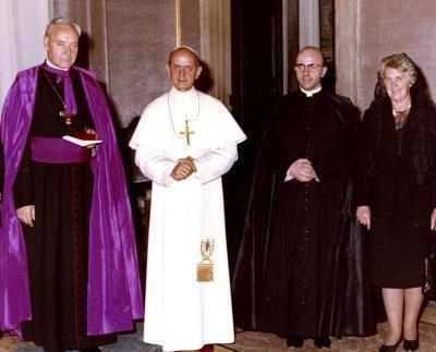 Hermann Volk Konzilsalbum von Bischof Hermann Volk