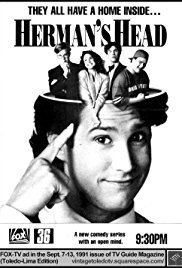 Herman's Head Herman39s Head TV Series 19911994 IMDb