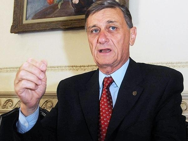 Hermes Binner Binner dijo que CFK exager con quotterroristasquot a Fondos
