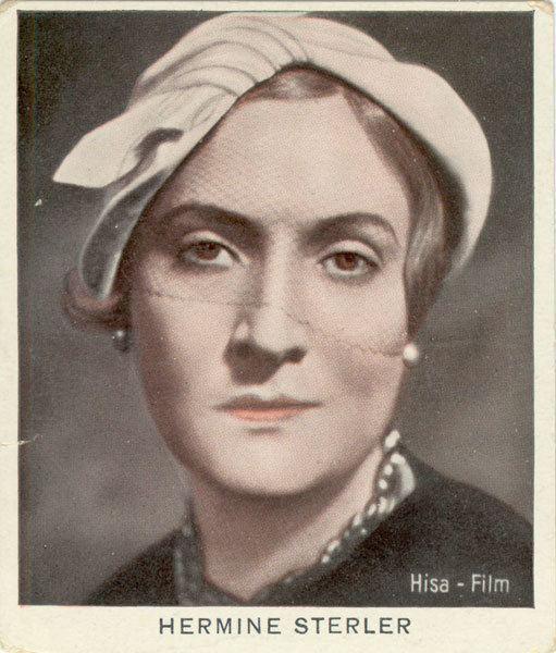 Hermine Sterler wwwvirtualhistorycommoviecigcard47large109jpg