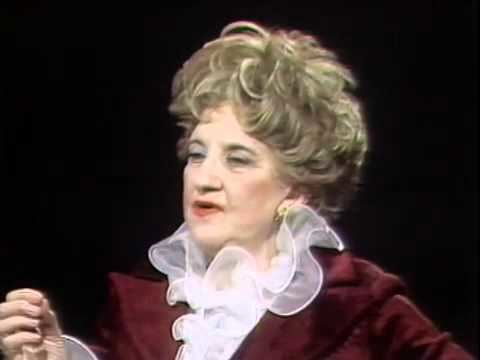 Hermione Gingold Day at Night Hermione Gingold actress YouTube