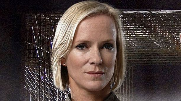 Hermione Norris Doctor Who39 Welcomes 39MI539s Hermione Norris to Season