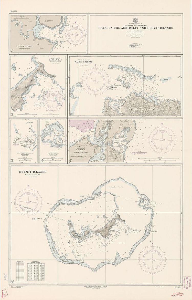 Hermit Islands