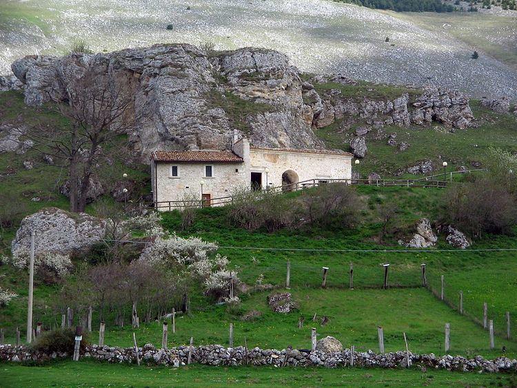 Hermitage of San Michele Arcangelo, Pescocostanzo
