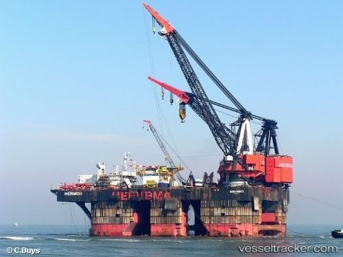 Hermod (ship) photo of the quotHermodquot by muesli74 vesseltrackercom