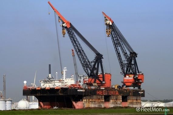 Hermod (ship) HERMOD Offshore InstallationMaintenanceRepair IMO 7710214