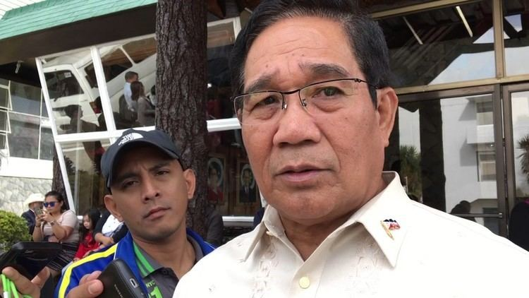 Hermogenes Esperon NSA chief Hermogenes Esperon Jr on resuming talks with Reds YouTube