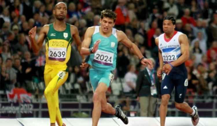 Hernan Barreto Hernn Barreto consigui una nueva medalla de bronce para Argentina