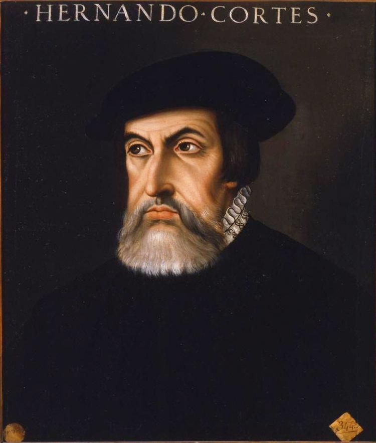 Hernán Cortés Hernn Corts Wikipedia