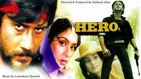 Hero 1983 Hindi Movie 400MB DVDRip ESubs WorldFree4uCom
