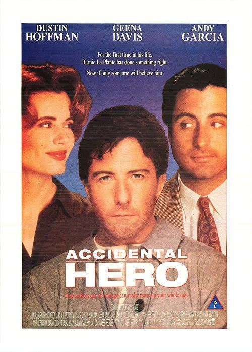 Hero (1992 film) Accidental Hero movie posters at movie poster warehouse moviepostercom