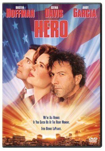 Hero (1992 film) Amazoncom Hero Dustin Hoffman Geena Davis Andy Garcia Maury