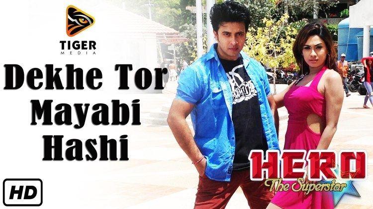 Hero: The Superstar Dekhe Tor Mayabi Hashi HD Video Song Hero The Superstar 2014