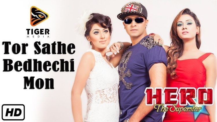 Hero: The Superstar Tor Sathe Bedhechi Mon HD Video Song Hero The Superstar 2014