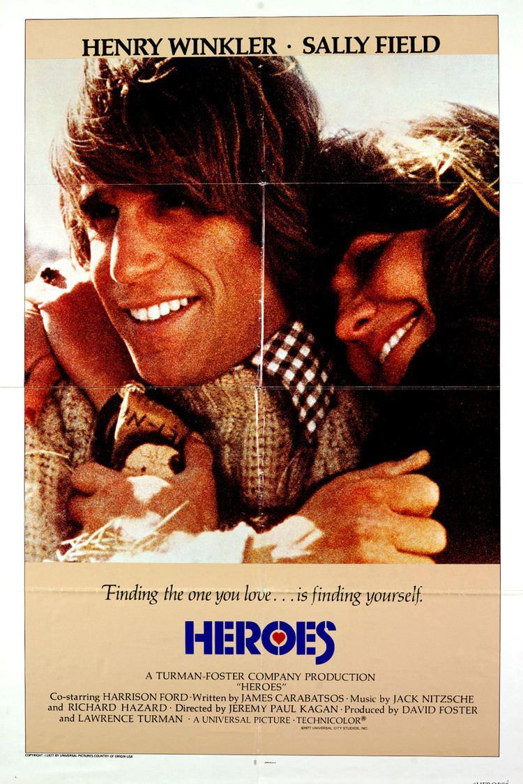 Heroes (1977 film) wwwgstaticcomtvthumbmovieposters823p823pv