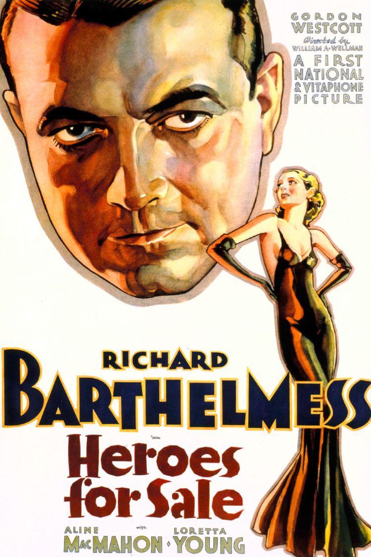 Heroes for Sale (film) wwwgstaticcomtvthumbmovieposters11467p11467