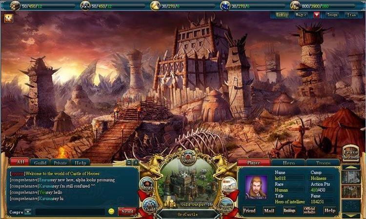 Heroes of Gaia heroes of gaia browser game