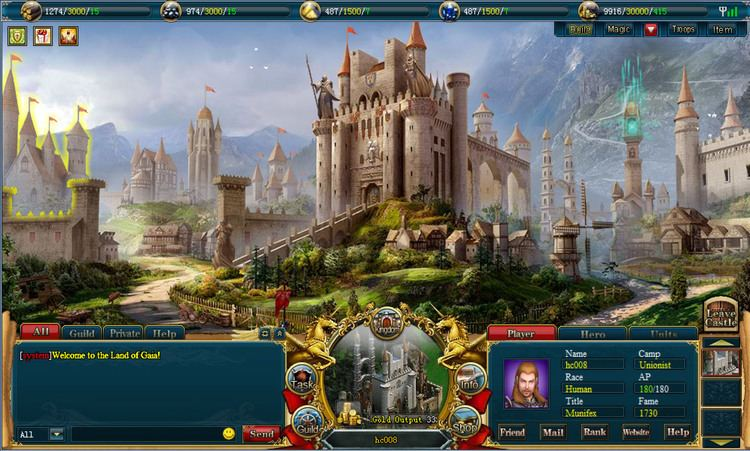 Heroes of Gaia Heroes of Gaia Review MMOBombcom