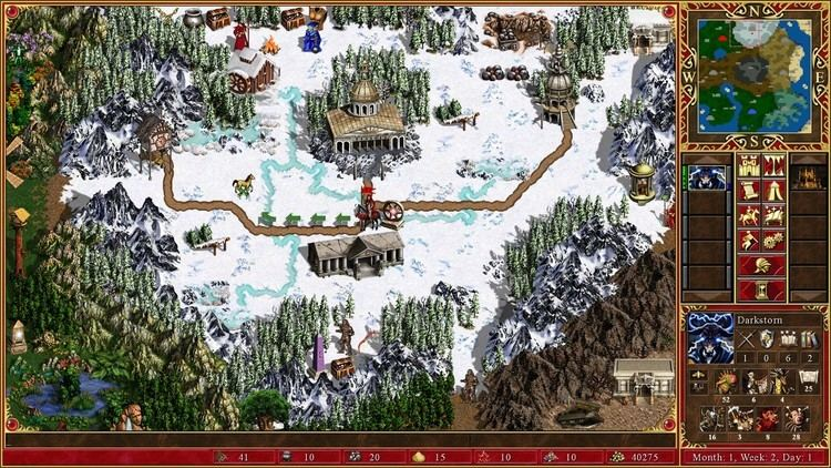 Heroes of Might and Magic Ubisoft Heroes of Might amp Magic III HD