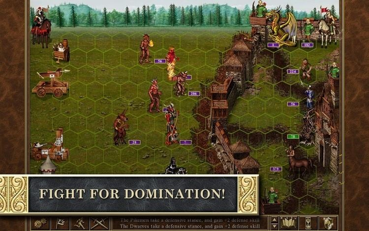 Heroes of Might and Magic Heroes of Might amp Magic III HD Android Apps on Google Play