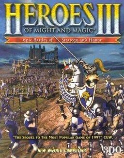 Heroes of Might and Magic III Heroes of Might and Magic III Wikipedia