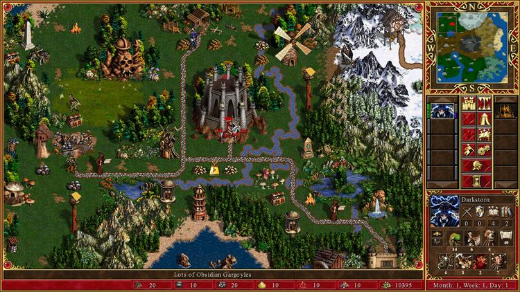 Heroes of Might and Magic III A special announcem Might amp Magic Heroes 7 Ubisoft Official